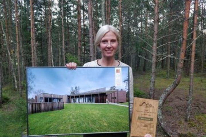 Profab Houses vant prisen for «Beste privathus 2020» – Vi gratulerer!